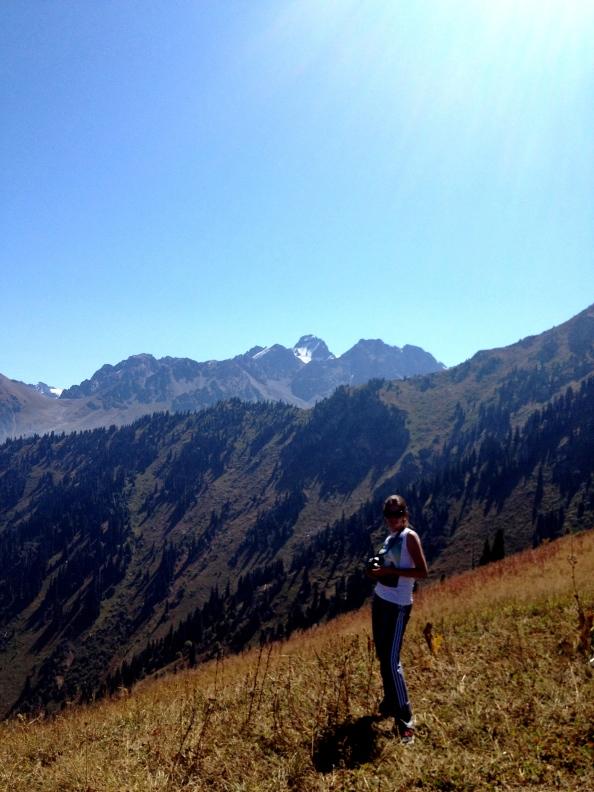 Katia and Komsomol Peak