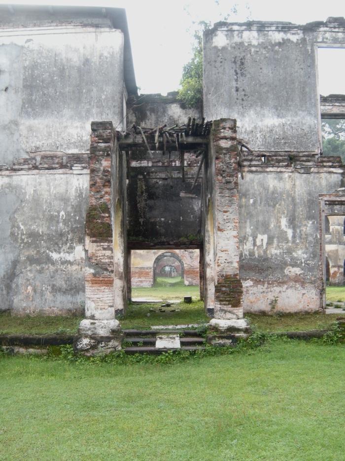 Dilapidated Doorway