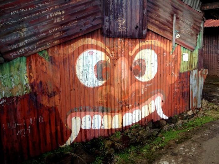 Javanese Mural