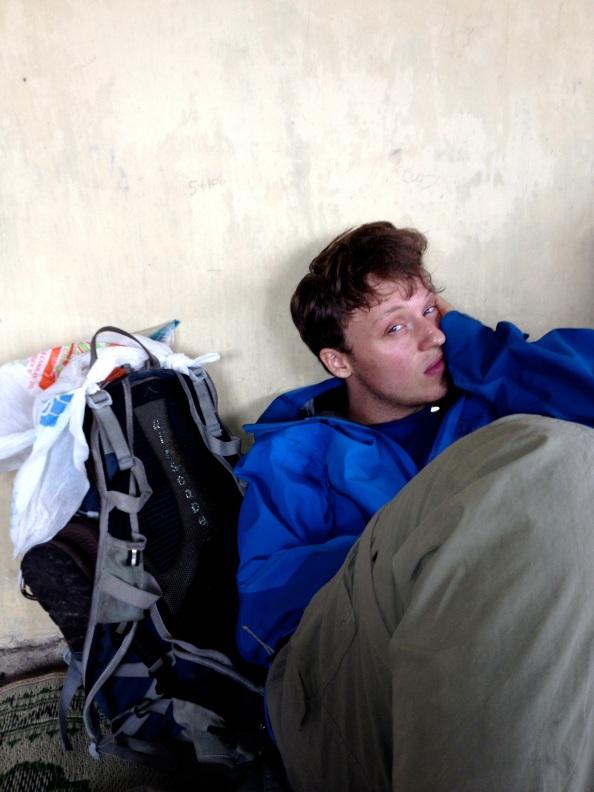 Tired John