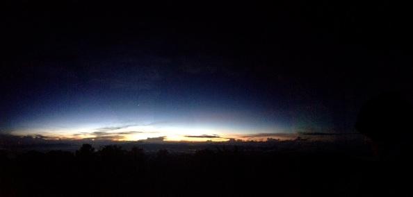 Sunrise Pano 1