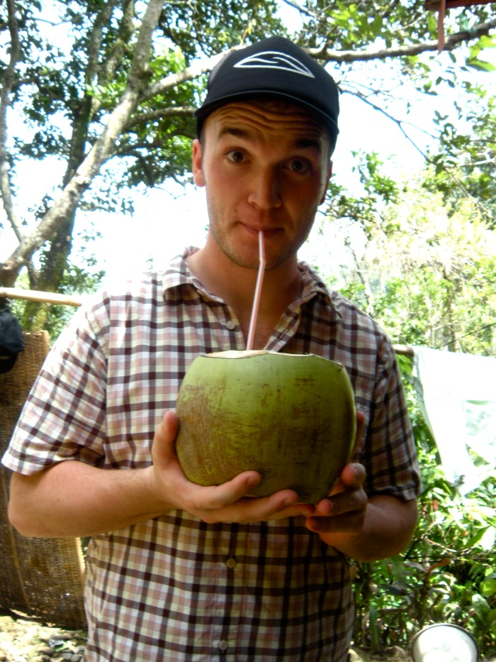 I'll stick with the coconut