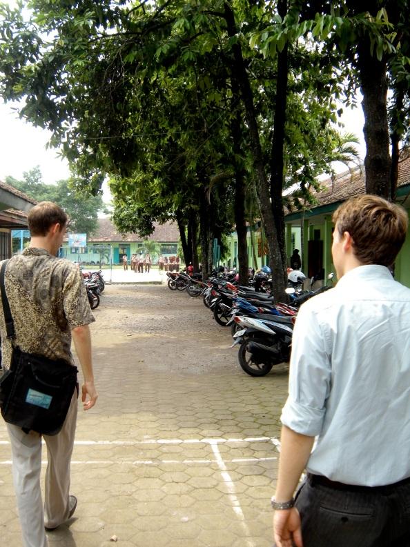 Daniel, John, and John's School