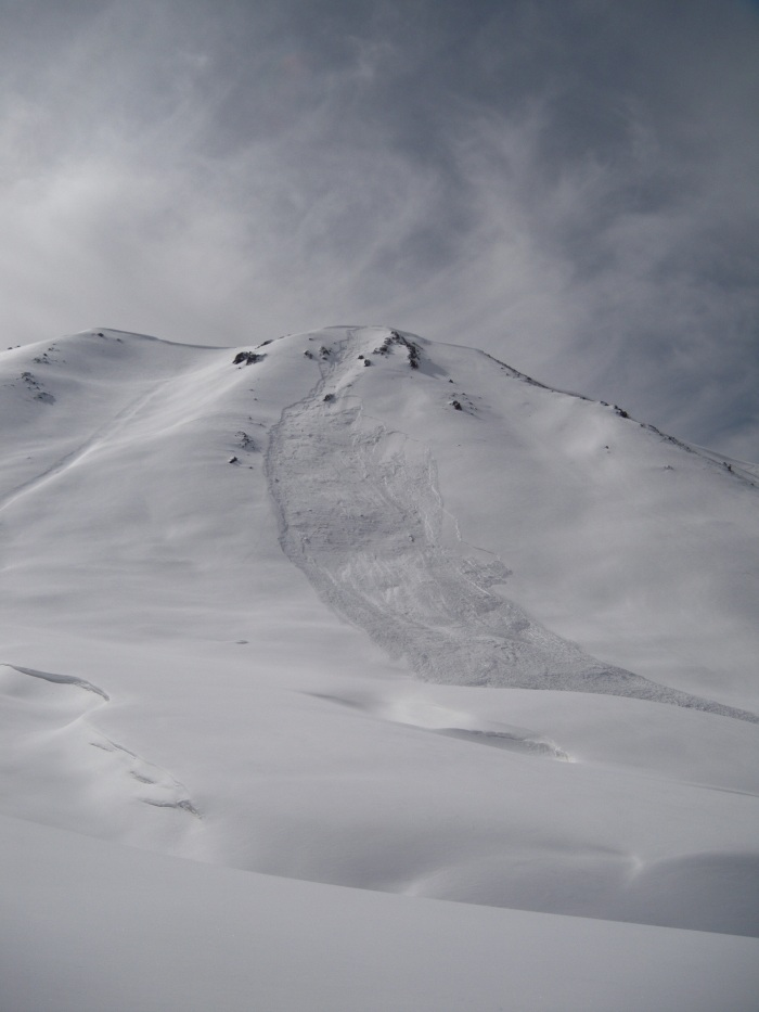 Glad we kicked that 3rd cornice off