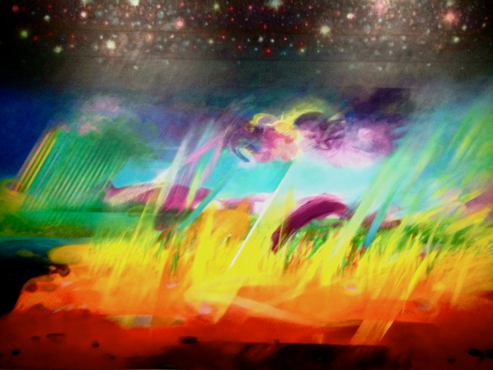 Langit Dan Bumi I, by Syed Ahmad Jamal