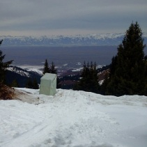 Outhouse and Jump
