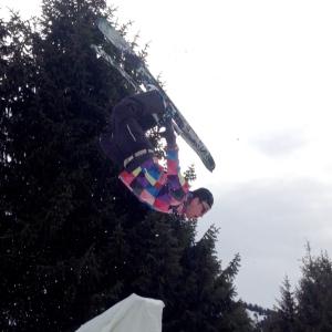 Outhouse Backflip