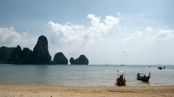 View from Ton Sai