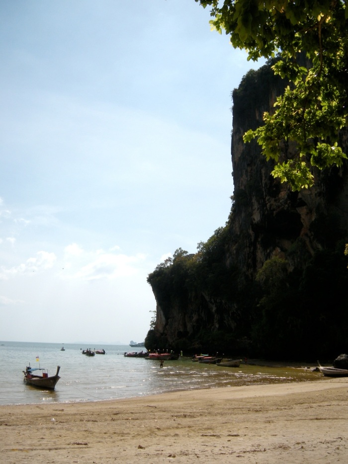 View from Ton Sai Beach
