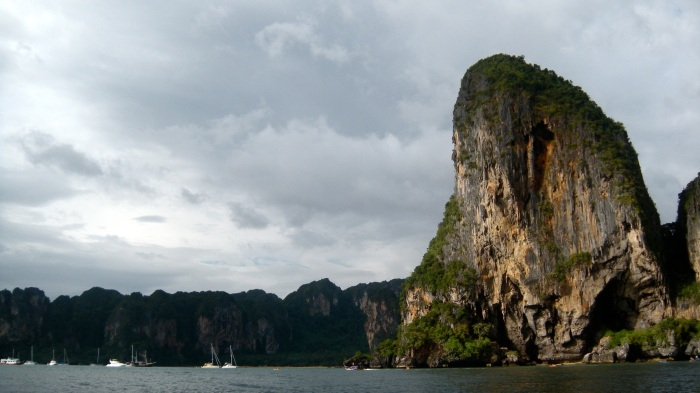 Big Rock on Railay