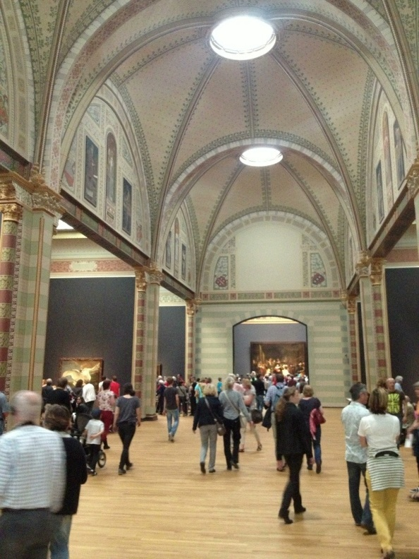 The Hall of the Dutch Masters