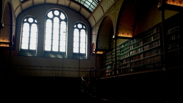 Museum Library