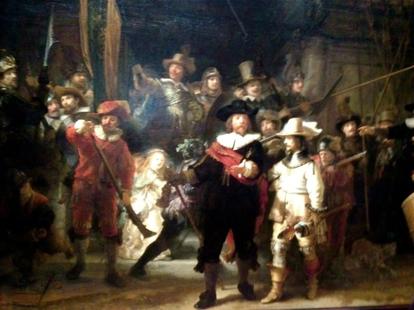 The Nightwatch never gets old, no matter how many times I have seen it
