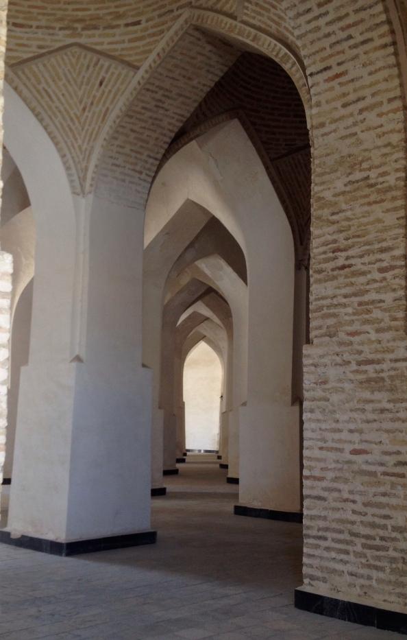 Portals of the Kalon Mosque