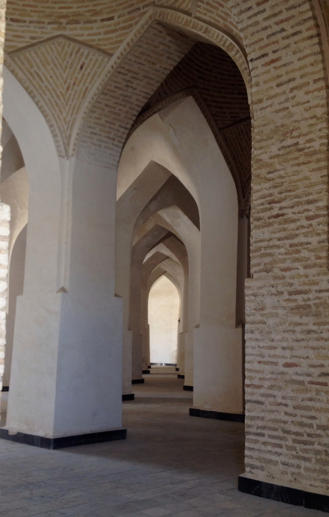 Portals of the Kalon Mosque