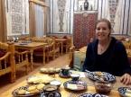 Breakfast before Samarkand