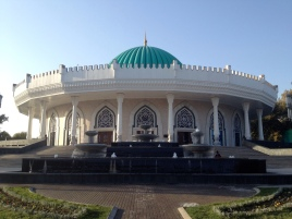 Museum of the Timurids