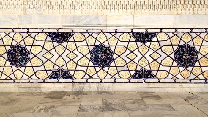 Bibi-Khanym Detail