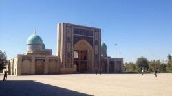 Barak Khan Medressa, part of the Kast Imom complex