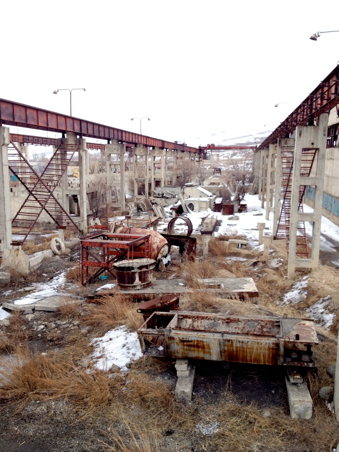 Post-Soviet Wasteland