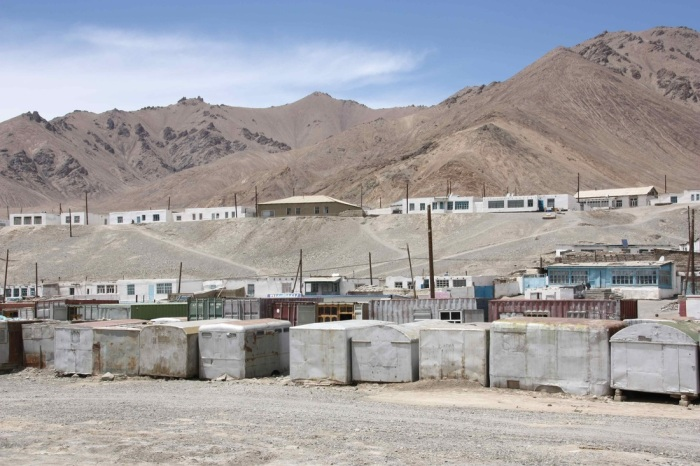 The Town of Murghab. Photo: Helen