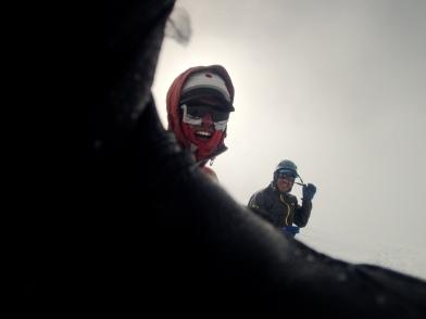 GoPro in the Fog