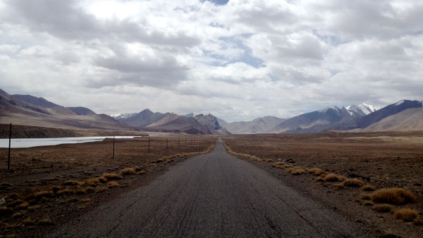 The Road to Murghab