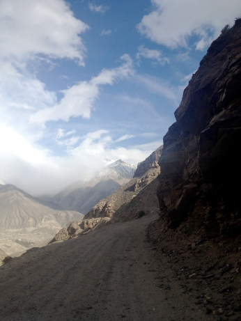 The Road to the Hindu Kush. The mountains that line the Wakhan Corridor are the Pamirs, but Sauleboy insisted they are the Hindu Kush. I won't disagree with either, all I know is that they were the most beautiful mountains I have ever seen.