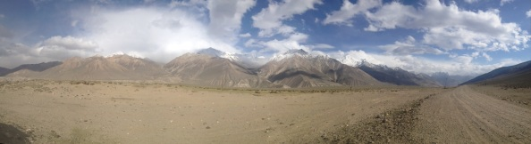 Northern Wakhan Corridor Panorama. For an interactive version of this photo, click here.
