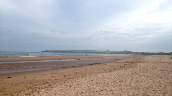Lunan Bay, near Montrose, Scotland