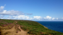 Endless coastal trails of Cornwall