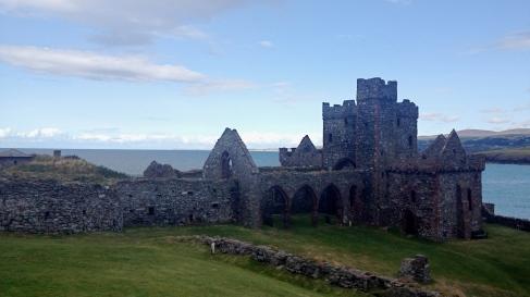 The Castle of Peel